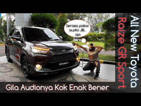 "Gila Audio Toyota Raize GR Sport ""Serasa Pakai JBL"""