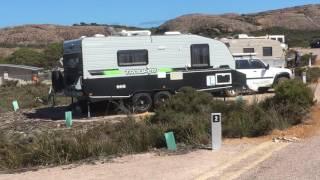 57. Lucky Bay Campground, Cape Le Grand NP, Esperance WA