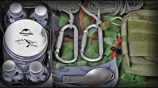 10 Полезных товаров из Китая/Туризм, Выживание, ЭкшнКамера