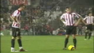 Athletic 4-3 Osasuna (2004-05)