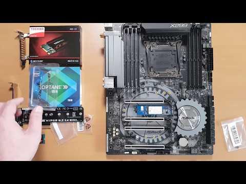 Instalación de SSD M.2 (NVMe, SATA), Tipo de Tornillos, Tarjetas Adaptadoras y más