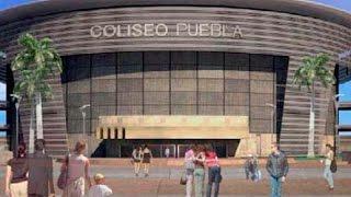 Arturo Gilio habla sobre el COLISEO PUEBLA