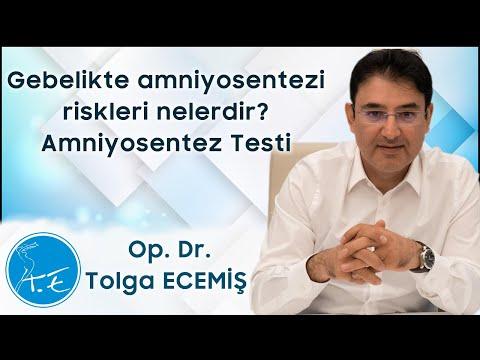 Gebelikte Amniyosentezin Riskleri Nelerdir? Amniyosentez Testi