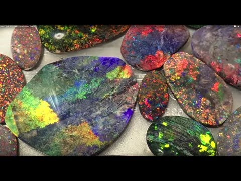 Matrix Opal Gemstones Come in Many Flavors!