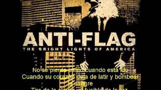 Anti-Flag - The smartest bomb (Subtitulado Español)