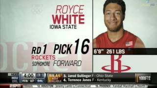 NBA Draft 2012 Full Part 2 (Pick 16-30)