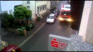 preview picture of video 'LF 20/22 Feuerwehr Dossenheim + LF 20 Kats.'