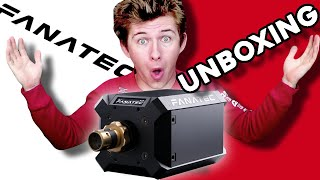 What It's Like Moving to a Direct Drive Wheel | Fanatec DD1 Unboxing