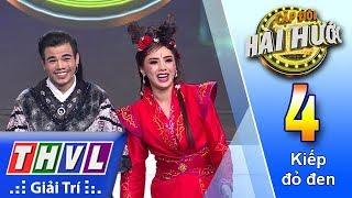 THVL | Cặp Đôi Hài Hước Mùa 2 - Tập 4[1]: Thánh Bài - Hoàng Hải, Miko Lan Trinh