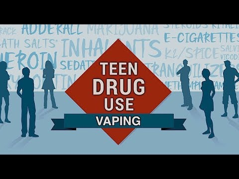Why Teens are Attracted to Vaping