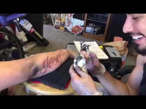 Tattoo Lettering From Start To Finish Mp3