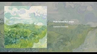 Flute Sonata in C major
