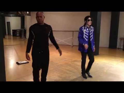 How did Michael Jackson practice dancing? I learned it with his ...