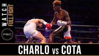Charlo vs Cota FULL FIGHT: June 23, 2019 - PBC on FOX