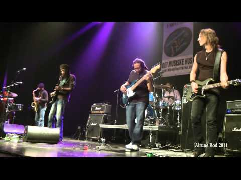 Bernard Allison plays Frederikshavn Blues Festival 2012 'Rocket 88'
