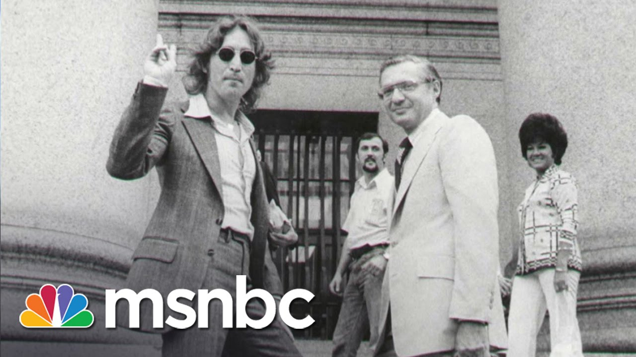 How John Lennon Changed Immigration Policy | msnbc thumbnail