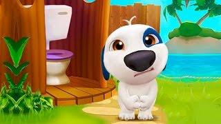 МОЙ ГОВОРЯЩИЙ ЩЕНОК ХЭНК #1 Симулятор маленькой собачки