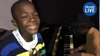 Nelson Mandela Bay Singing Teen Likwithemba Booi A Sensation Online