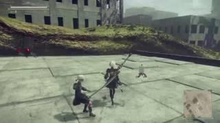 How to Play Nier: Automata - Combat Basics
