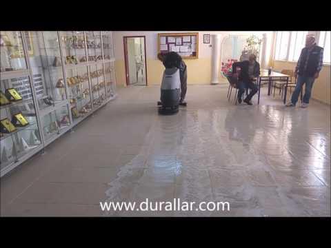 Okul Temizliği, Okul Temizlik Makinası, Okullar İçin Temizlik Makinası, Lavor Free Evo 50 B