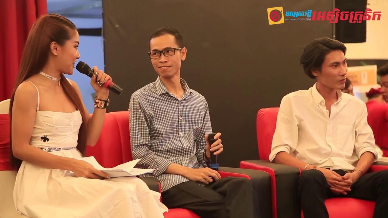 Mr. Jerry Thai talk about Canon Camera