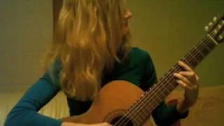 """Tears"" by Django Reinhardt, performed by Samantha C.Wells"