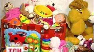 В детских игрушках обнаружили свинец, мышьяк, ртуть