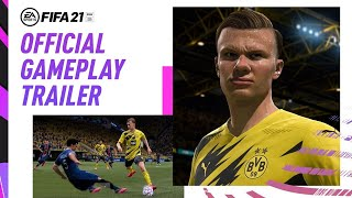 *LIVE* NEW FIFA 21 Official Gameplay Trailer - NEXT GEN FIFA 21 LIVE REACTIONS - Xbox Games Showcase