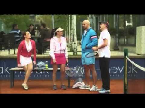 Dama bez blama - Tenis