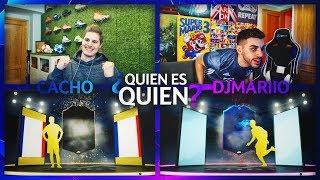 QUIEN ES QUIEN CON SOBRES DE IF ASEGURADO!!   DISCARD CHALLENGE VS DJMARIIO   FIFA 19