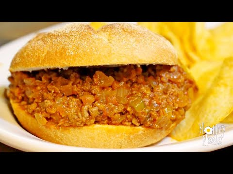 How to make Sloppy Joes from Scratch without Brown Sugar