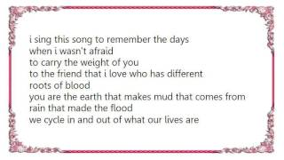 Chronic Future - Memories in F Minor Lyrics