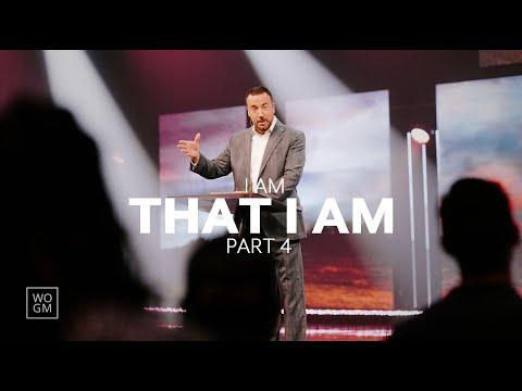 James A. McMenis | I Am That I Am | Part 4