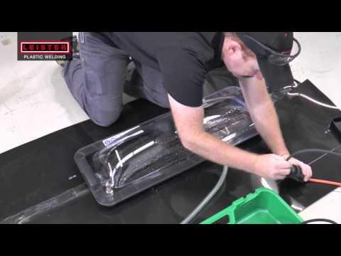 Leister Vacuum Pump