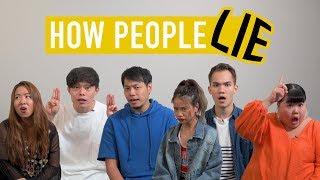 How People Lie