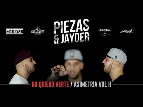 Videoclip de Piezas y Jayder - No quiero verte