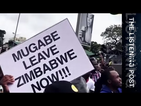 Zimbabwe's media post-Mugabe: A new lease on life? – Listening Post (lead)