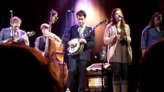 Punch Brothers and Secret Sisters- Big River
