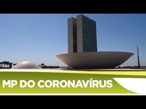 Parlamentares sugerem mudanças à MP do coronavírus - 01/04/20