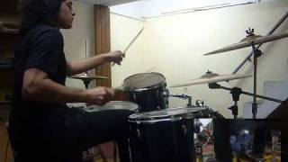 The Strokes - Electricityscape (drum cover)
