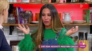 Megyeri Csilláék Budapestre költöznek, megmutatta új otthonukat - tv2.hu/fem3cafe