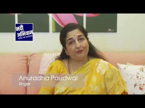 Anuradha Powdwal for Rally for Rivers