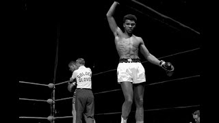Muhammad Ali aka Cassius Clay at Golden Gloves 1960 HD
