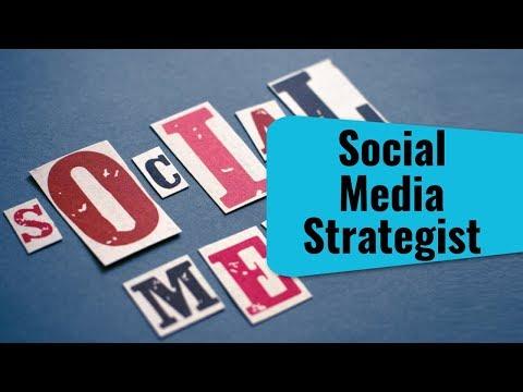 Social Media Strategist Skills Training - Complete Video Course ...