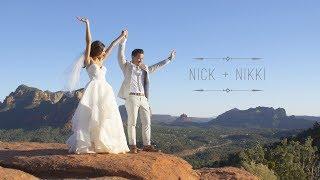 Intimate Sedona Mountain Wedding - Sky Ranch Lodge