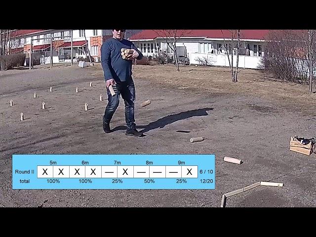 Vidéo Prononciation de Mölkky en Finlandais