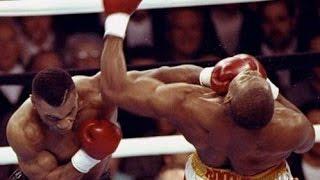 Бокс. Майк Тайсон - Донован Раддок (1-й бой) Mike Tyson -Donovan Ruddock