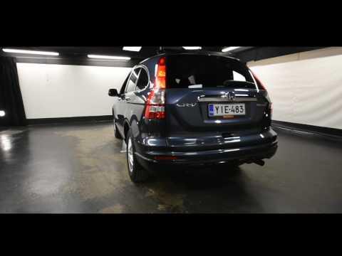 Honda CR-V 2,0 Nordic 4 x 4 A Business (B), Maastoauto, Automaatti, Bensiini, Neliveto, YIE-483