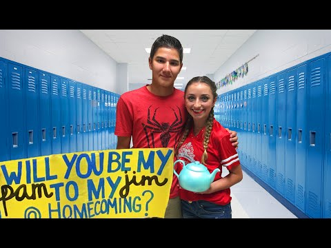 Brooklyn Gets Asked to Homecoming in Front of School | Behind the Braids Ep.12