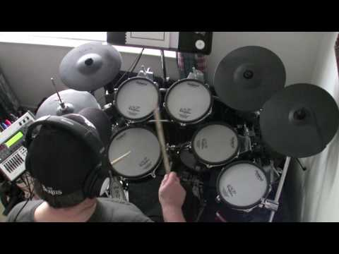 God You Reign - Lincoln Brewster (Drum Cover)